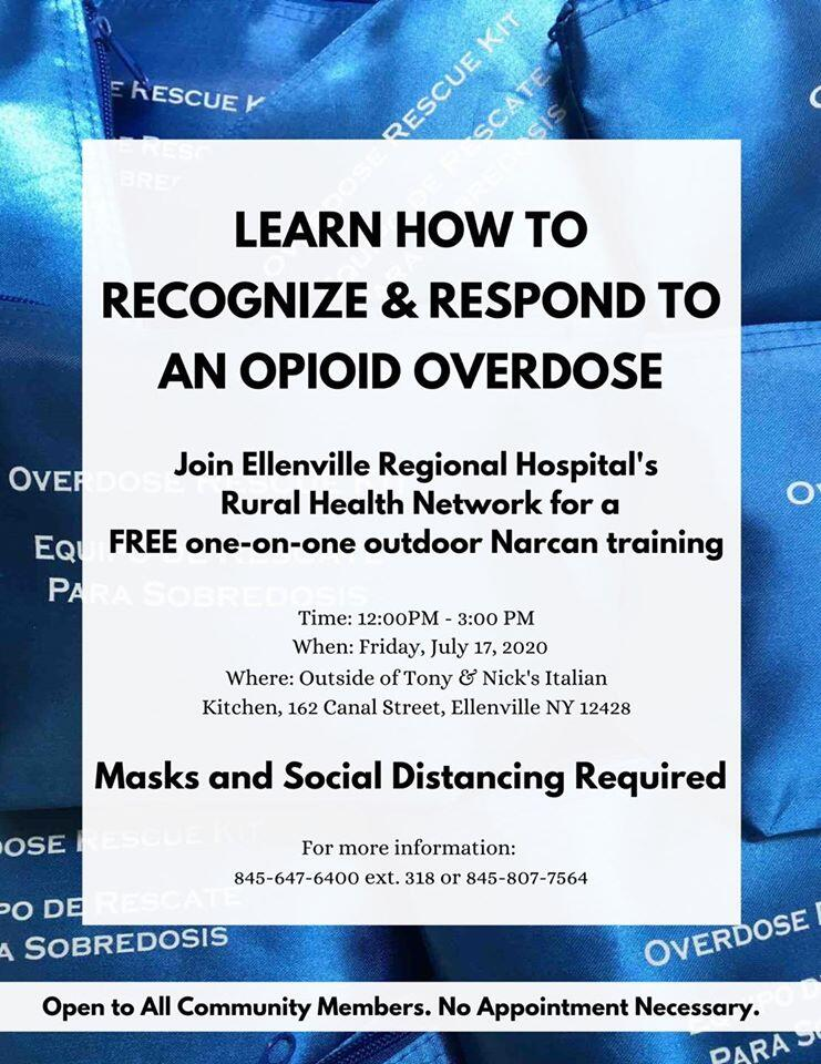 Narcan Training